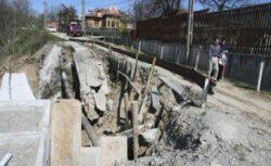 Mai multe localitati din Prahova, amenintate cu alunecarile de teren