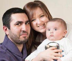 Primul copil din Europa cu ADN-ul modificat pentru inlaturarea bolilor genetice este de origine romana