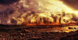 Un virus creat cu ajutorul ingineriei genetice, incalzirea globala sau un eventual razboi nuclear ar putea aduce sfarsitul lumii