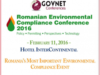 Romanian Environmental Compliance Conference 2016
