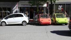 Norvegia restricţionează circulaţia maşinilor. Vehiculele diesel vor fi interzise în timpul vârfurilor de poluare