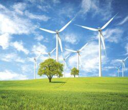 Energia eoliană a devansat energia hidroelectrică devenind a treia componentă a mixului energetic al UE
