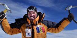 Alpinistul Alex Găvan a devenit consilier personal al ministrului Mediului