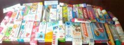 59 la suta dintre tipurile de pasta de dinti sunt daunatoare pentru copii