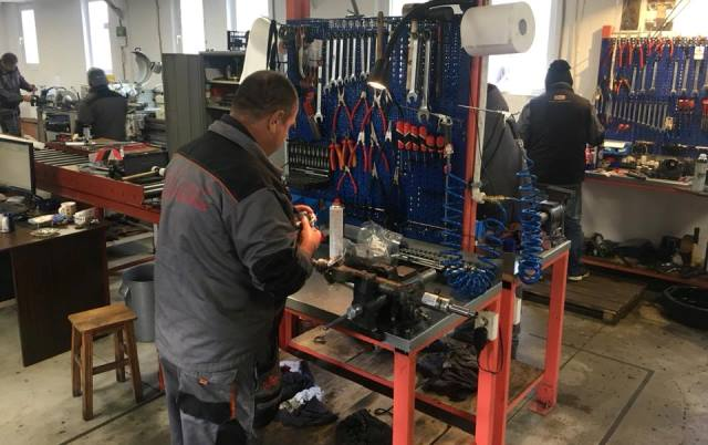 REMAN Day Tureal Steering Solutions