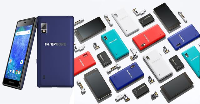 fairphone telefon sustenabil